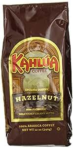 Amazon.com : Coffee Kahlua Hazelnut Gourmet Ground Coffee ...
