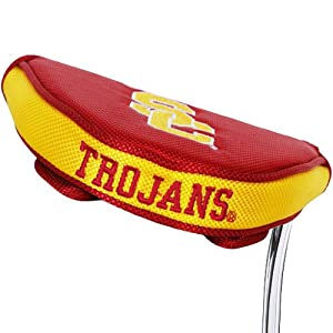 Buy NCAA USC Trojans Golf Mallet Putter Cover by Team Effort