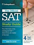 Official SAT Study Guide (2016 Edition) (Official Study Guide for the New Sat)