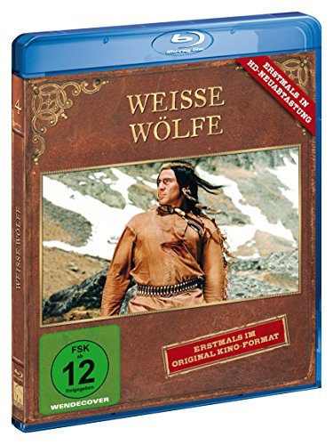 Weisse Wölfe - HD-Remastered [Blu-ray]
