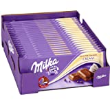 Milka Chocolate Cream 100g (Box of 20)