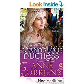 The Scandalous Duchess