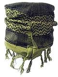 Racker-n-Roll - Pañuelo para el cuello - para bebé niño Verde Oliv-Schwarz talla única