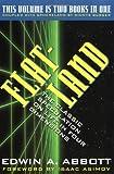 Flatland (0062732765) by Isaac Asimov,Edwin A. Abbott,Dionijs, Jr. Burger,Edwin Abbott Abbott,Dionys Burger