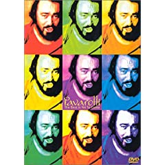 Luciano Pavarotti : The Best Is Yet To Come (1998) - DVD