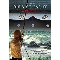 One Shot. One Life