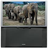 Hitachi 51UWX20B 51-Inch 16:9 Projection HDTV-Ready Monitor/TV