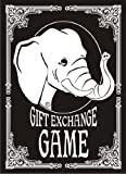 White Elephant Gift Exchange Game - 52 Card Deck