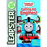 LeapFrog�  Leapster� Learning Game Thomas &  Friends Calling All Engines! ~ LeapFrog Enterprises