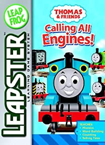leapster thomas and friends calling all engines meet
