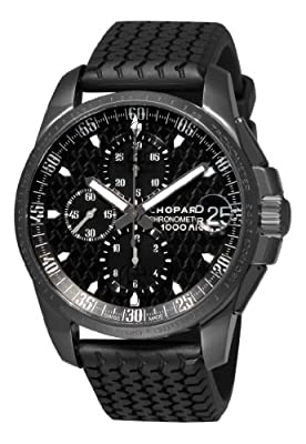 Chopard Men's 168459-3022 Mille Miglia GT XL Chrono Black Dial Watch