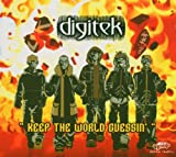 echange, troc Digitek - Keep The World Guessin'