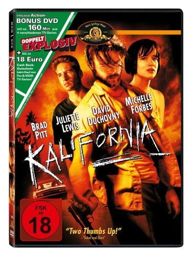Kalifornia (+ Bonus DVD TV-Serien)