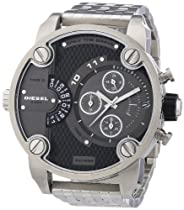 Diesel DZ7259 Mens SBA Multi Dial Silver Watch