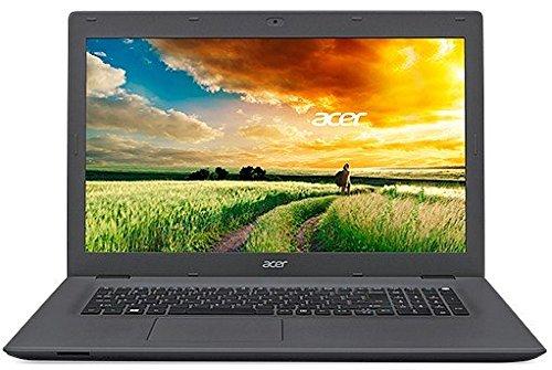 """Acer Acer Aspire E5-773G-57PN 2.3GHz i5-6200U 17.3"""" 1600 x 900pixels Noir, Gris"""