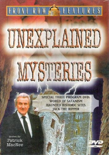 Unexplained Mysteries: Haunted Sites/Satanism/Jack the Ripper (Jack The Ripper Dvd compare prices)