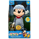 Disney Mickey Mouse Mickey Mouse Clubhouse Talking Train Conductor Mickey By Disney
