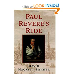 Paul Revere's Ride by