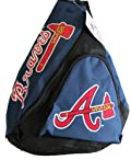 Atlanta Braves Sling Bag Backpack Team Colors