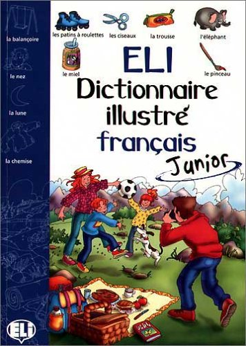 ELI Dictionaire Illustre Junior