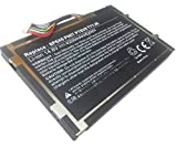 ZTHY Replacment 14.8v 4200mah/62wh Battery for Dell Alienware M11x M14x R1 R2 R3 8p6x6 P06t Pt6v8 T7yjr 08p6x6 laptop