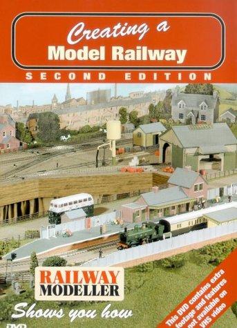 Creating A Model Railway [DVD]