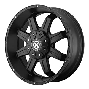 American Racing ATX AX19288500730BLADE 18×8.5 BLACK (30mm)