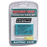 Game Boy Advance SP Replacement Battery [GBA SP]