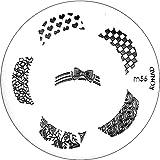 Produktbild von Konad Stamping Schablone M56