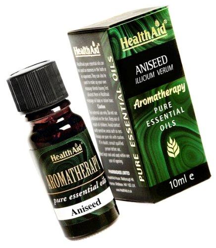 HealthAid Aniseed (Illicium verum) Oil 10ml