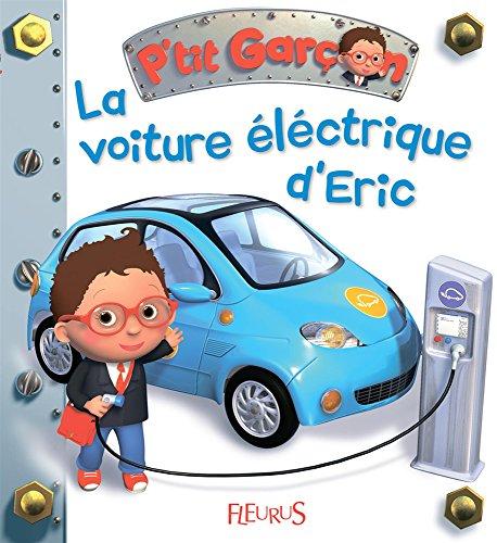 La voiture électrique d'Eric