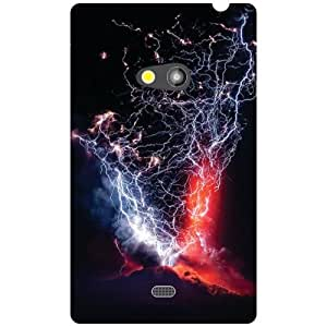 Nokia Lumia 625 Back Cover - Splash Designer Cases