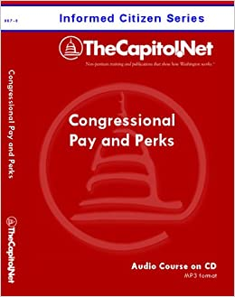 of Congress (Informed Citizen Series Audio Course) Audio CD – 2008