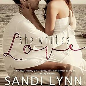 She Writes Love Audiobook