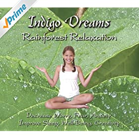 Amazon.com: Indigo Dreams: Rainforest Relaxation Decrease Worry, Fear