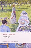 img - for Five Plays: Ivanov, The Seagull, Uncle Vanya, Three Sisters, and The Cherry Orchard (Oxford World's Classics) book / textbook / text book