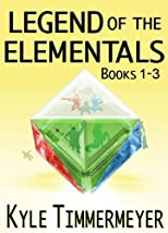 Legend of the Elementals, Books 1-3
