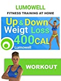 Up & Down Weigt Loss Workout: 400 Calorie Cardio Workout