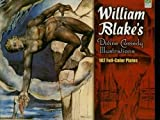 img - for William Blake's Divine Comedy Illustrations: 102 Full-Color Plates (Dover Fine Art, History of Art) book / textbook / text book
