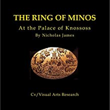 The Ring of Minos: At the Palace of Knossos Audiobook by N. P. James Narrated by Denise Kahn