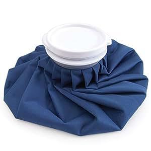 66fit Poche à glace Bleu foncé 28 cm