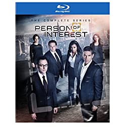 Person of Interest: S1-5 [Blu-ray]