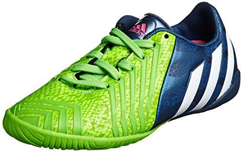 Adidas Predator Absolado Instinct TRX Indoor Kids Grün-Blau