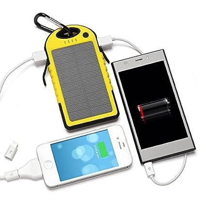 Big-Digital-Solar-Panel-5000mAh-Water-Resistant-&-Shockproof-Dual-Port-Power-Bank
