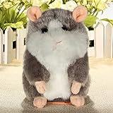 TOOGOO(R)Nette Mimicry-Haustier Reden Nehmen Sprach Kopie Elektronischer Hamster Tierspielzeug