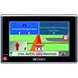 Becker Traffic Assist Special Edition Z108 Navigationssystem (10,9 cm (4,3 Zoll), TMC, Kartenmaterial Europa 40 Lnder, Fahrspurassistent, 3D-Gelndeansicht)von &#34;Becker&#34;