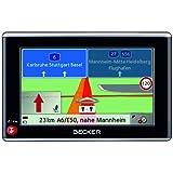 "Becker Traffic Assist Special Edition Z108 Navigationssystem (10,9 cm (4,3 Zoll), TMC, Kartenmaterial Europa 40 L�nder, Fahrspurassistent, 3D-Gel�ndeansicht)von ""Becker Automotive Systems"""