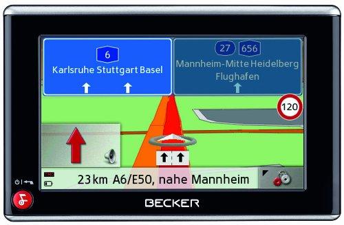 Becker Traffic Assist Special Edition Z108 Navigationssystem