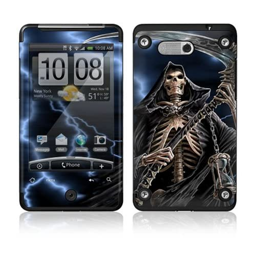 The Reaper Skull Protective Skin Cover Decal Sticker for