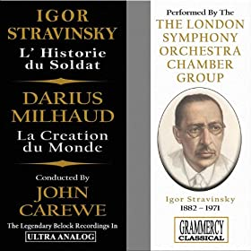 Igor Stravinsky: The Soldier's Tale (L'histoire du soldat), Suite: I. The Soldier's March (Marche du soldat)